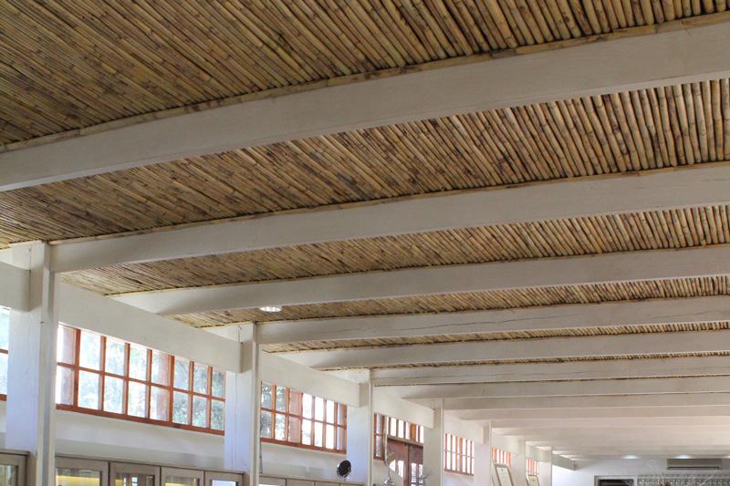 Spanish Reeded Ceilings For Buitenverwachting